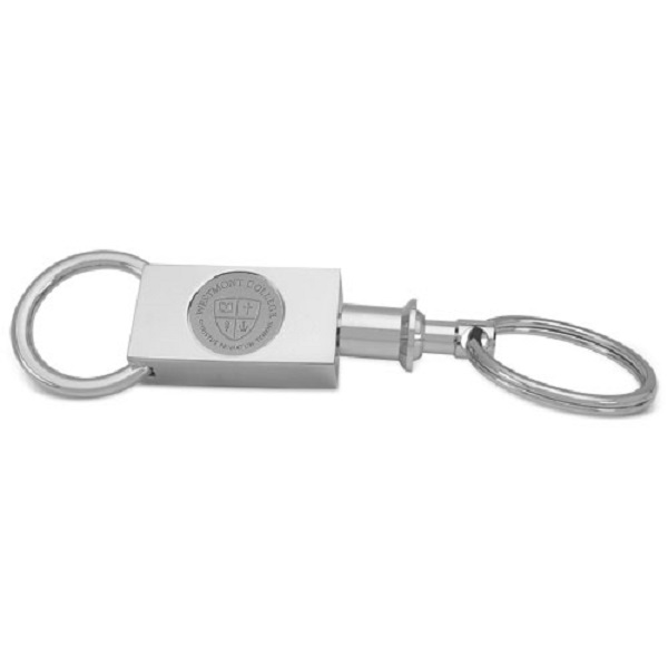 Image for the CSI 11A/S-S Silver Two Section Keyrings product