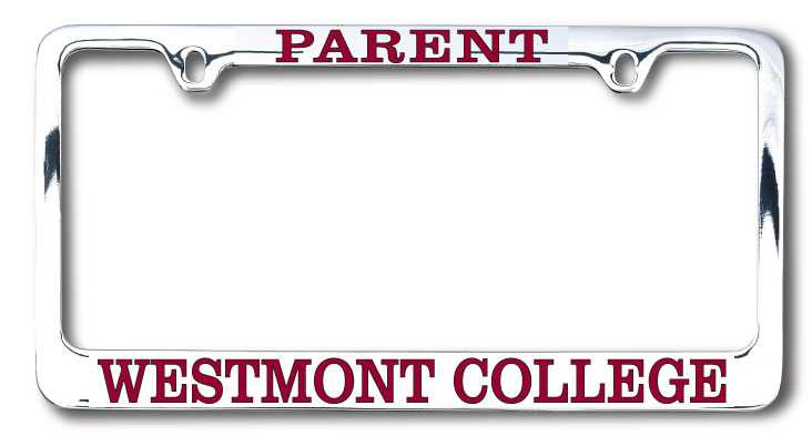 Image for the Parent License Plate Frame product