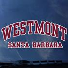 Image for the Westmont Santa Barbara Decal product