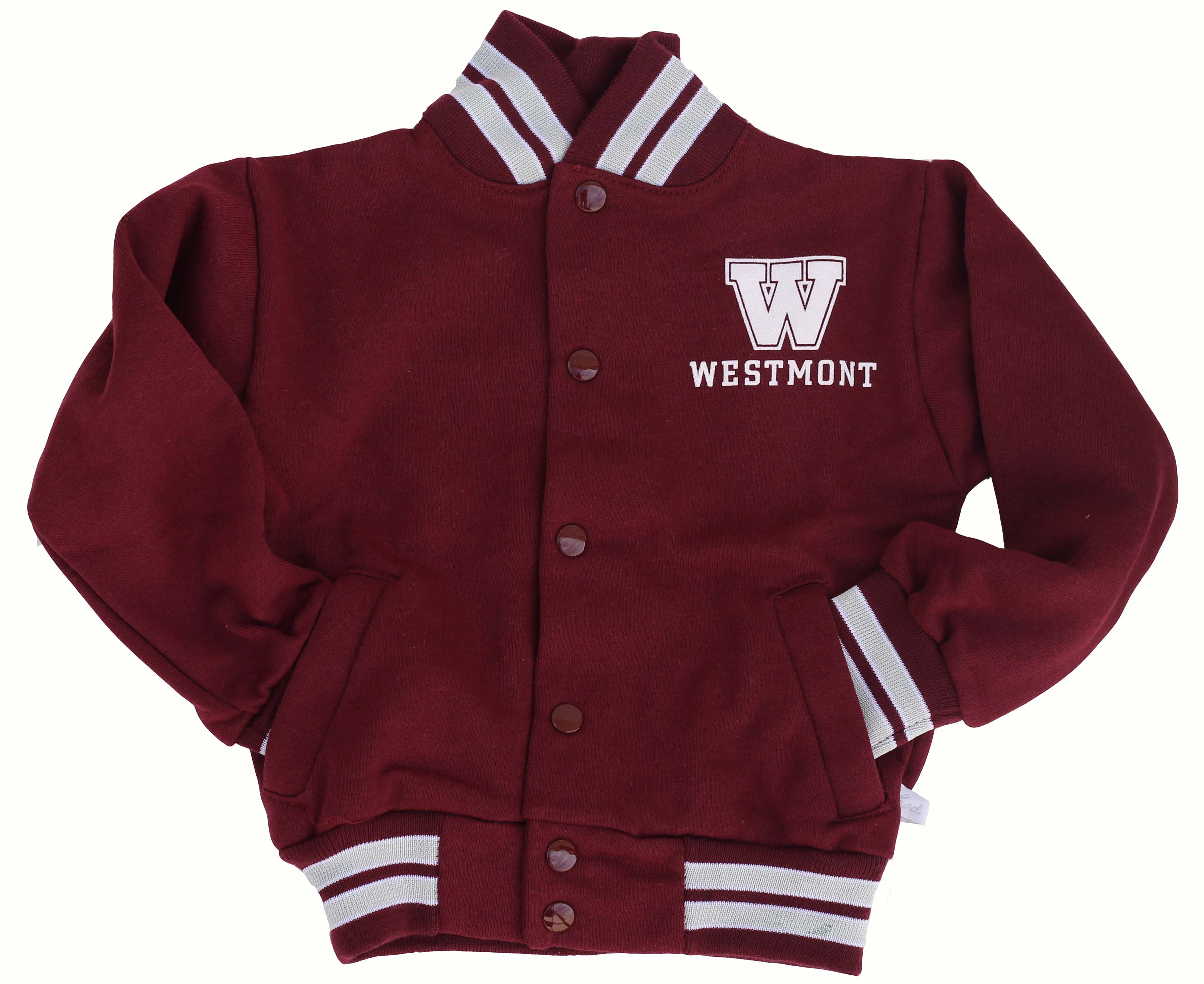 Image for the Third Street Letterman Jacket product