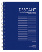 Image for the RS Multi-format Music Notebook  product