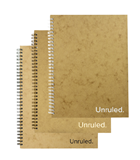 """Image for the RS Unruled™ WB Notebook 1 Sub 10.5""""x8"""" Plain product"""