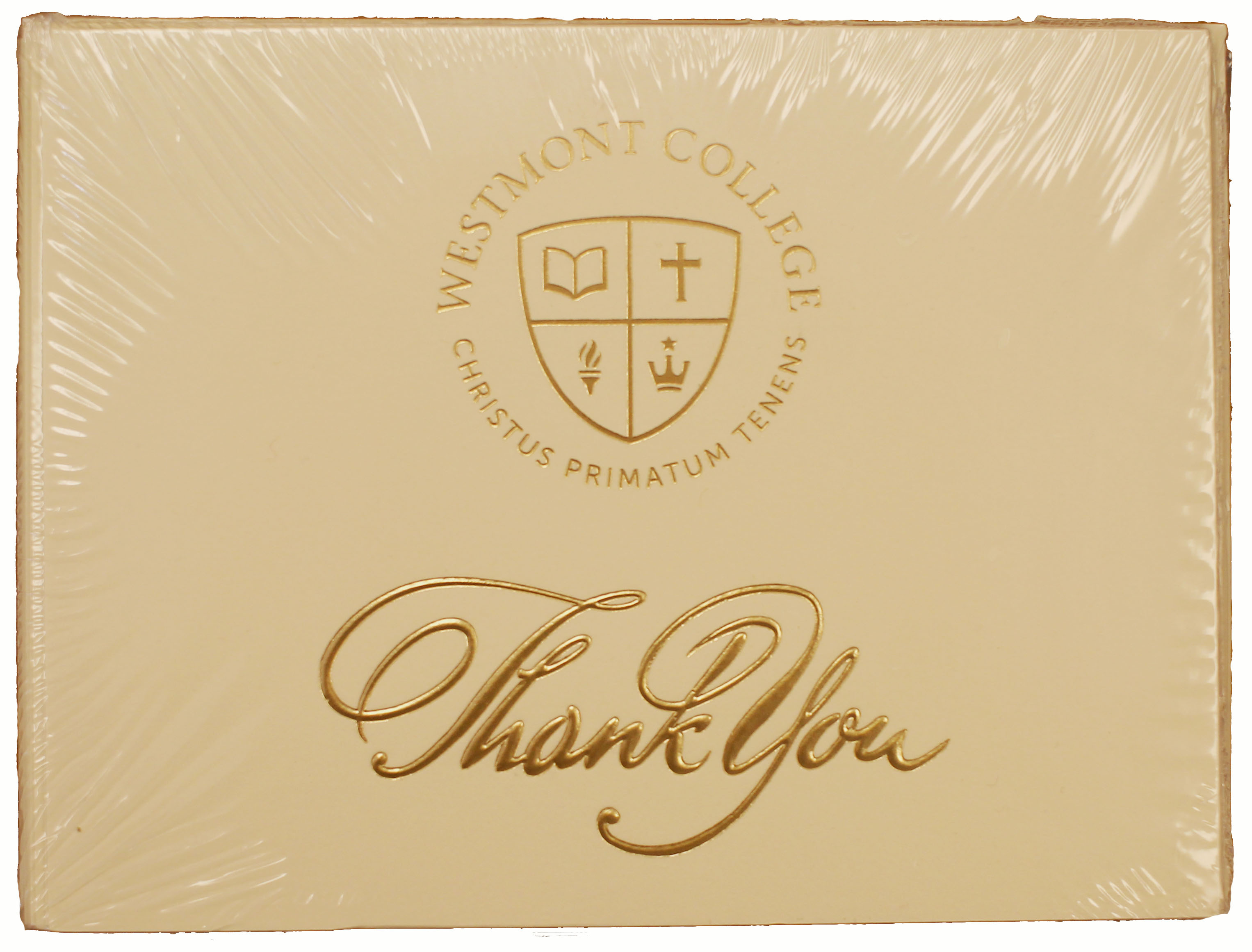 Image for the Westmont College Thank You Cards (10) product
