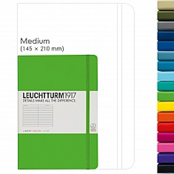 Image for the Leuchtturm 1917 Medium Notebook product