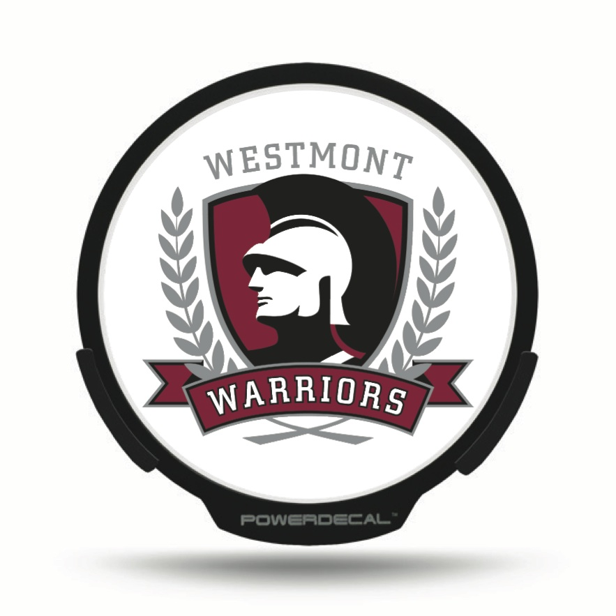 Image for the Westmont Power Decals 50% SALE product