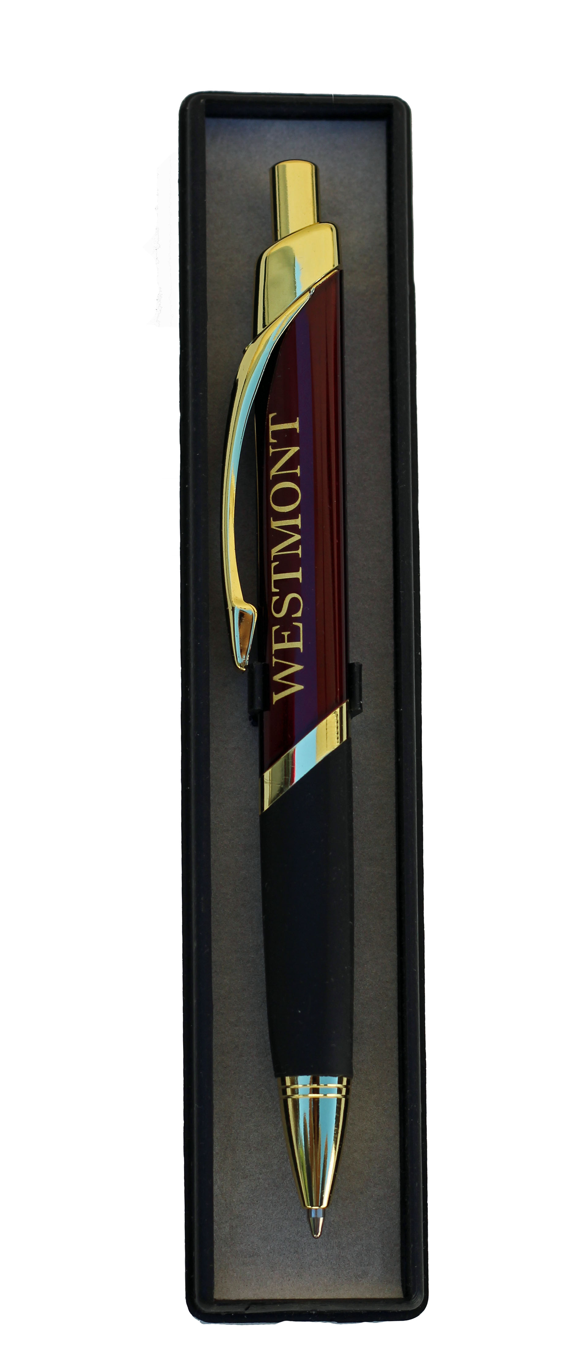 Image for the Westmont Maroon Gift Pen product