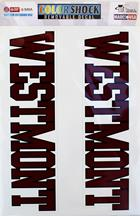 Image for the Westmont Removable Decal Double Pack product