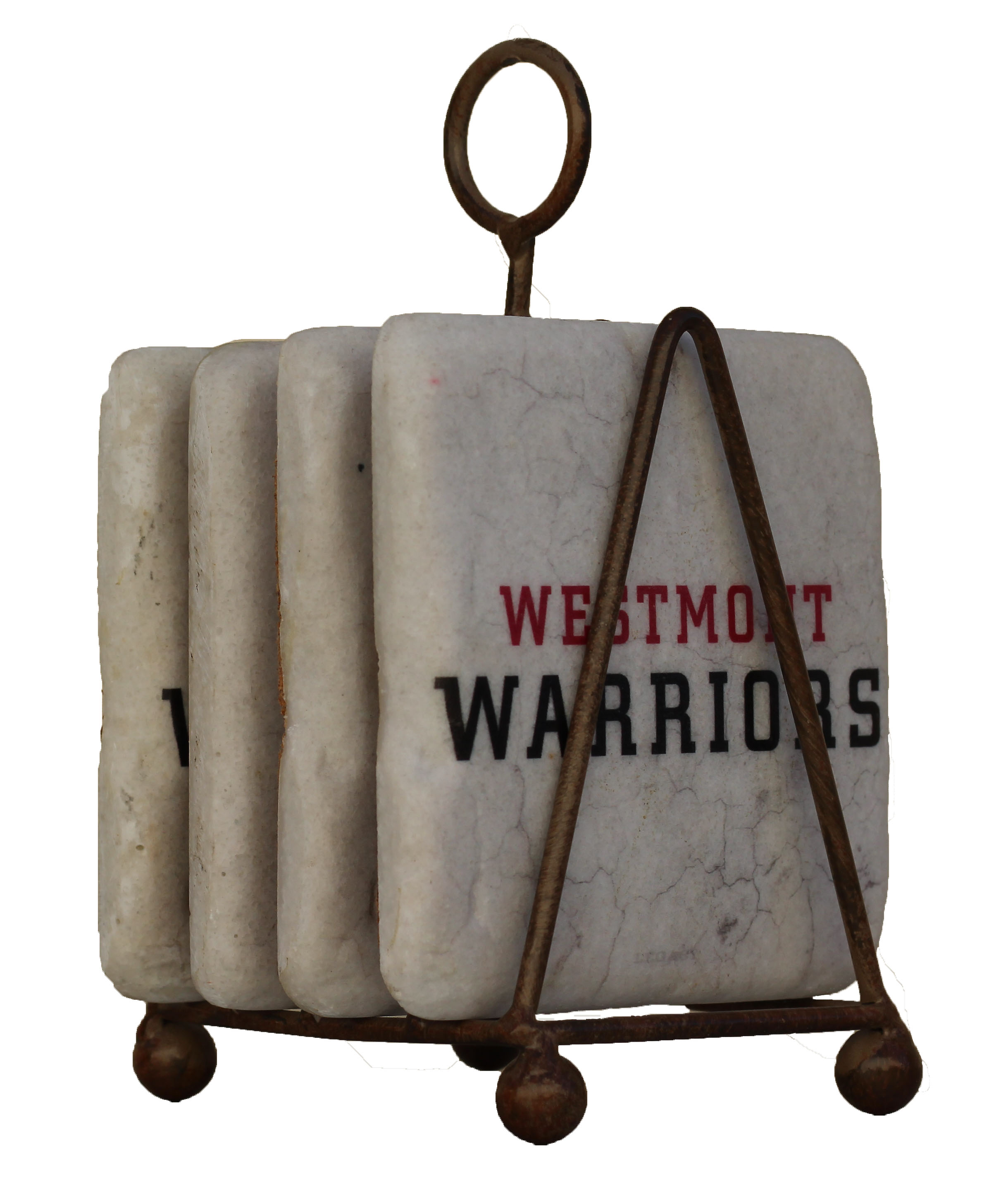 Image for the Legacy Westmont Warrior Coaster Set product