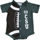 Image for the Z CSU Ram Logo Sport Diaper Shirt product