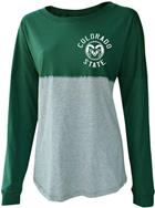 Image for the CSU RAMS SIDELINE LADIES JERSEY LS TEE product