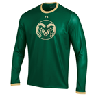 Image for the Z HUDDLE RAM UA YOUTH LONG SLEEVE TEE product