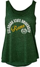 Image for the Ladies Rams Jewel Swoop Tank product