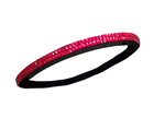 Image for the PINK OUT- RHINESTONE DARK PINK HEADBAND product