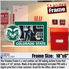 Image for the COLORADO STATE STANDEE FRAME product