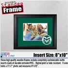 Image for the COLORADO STATE RAM WOODEN FRAME product