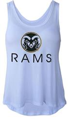 Image for the Ladies Effortless Ram Tank product